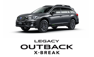 LEGACY OUTBACK X-BREAK