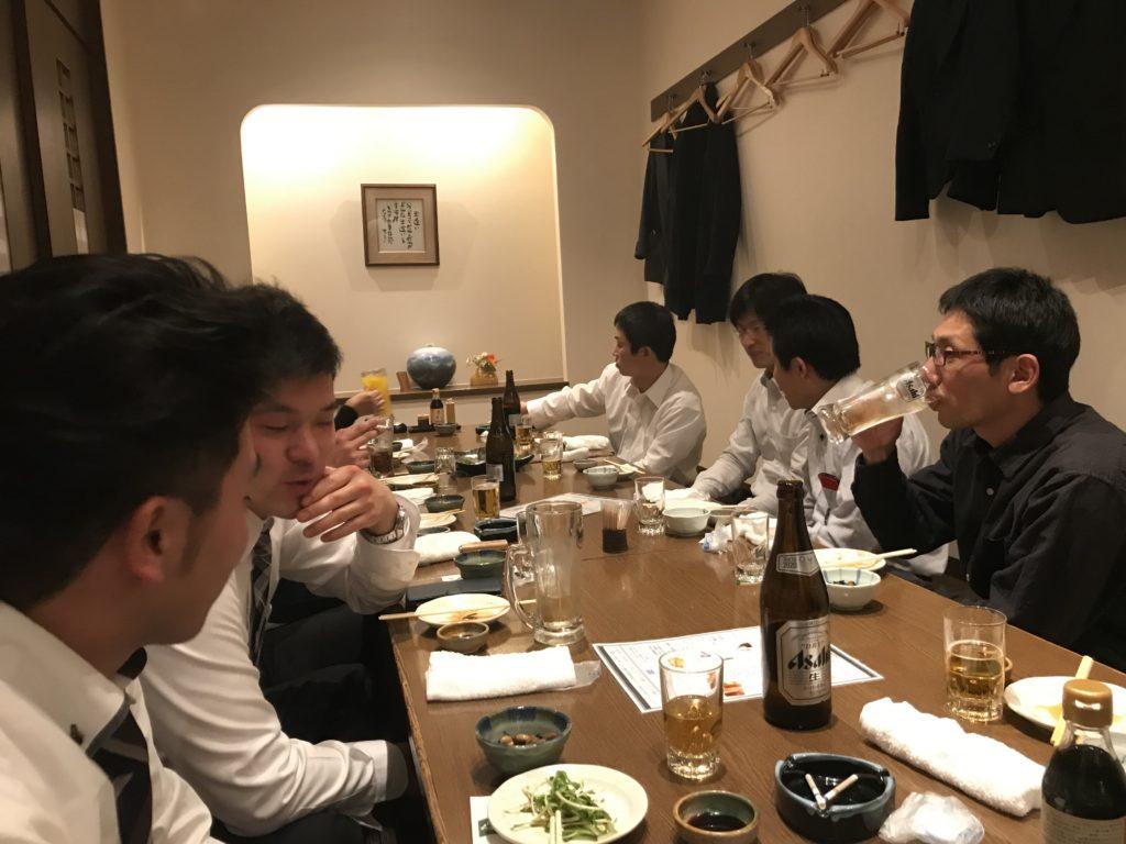 2019年 緑井店 歓送迎会!