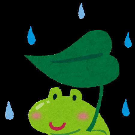 雨の匂いって