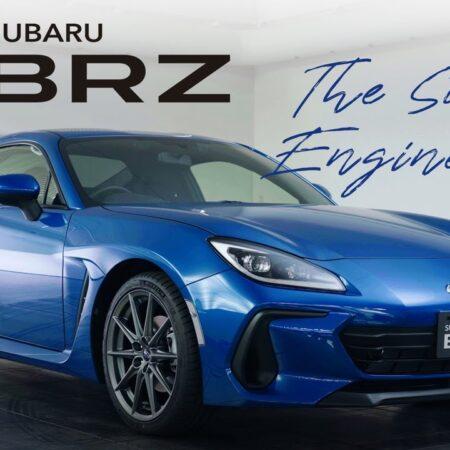 新型SUBARU BRZマン