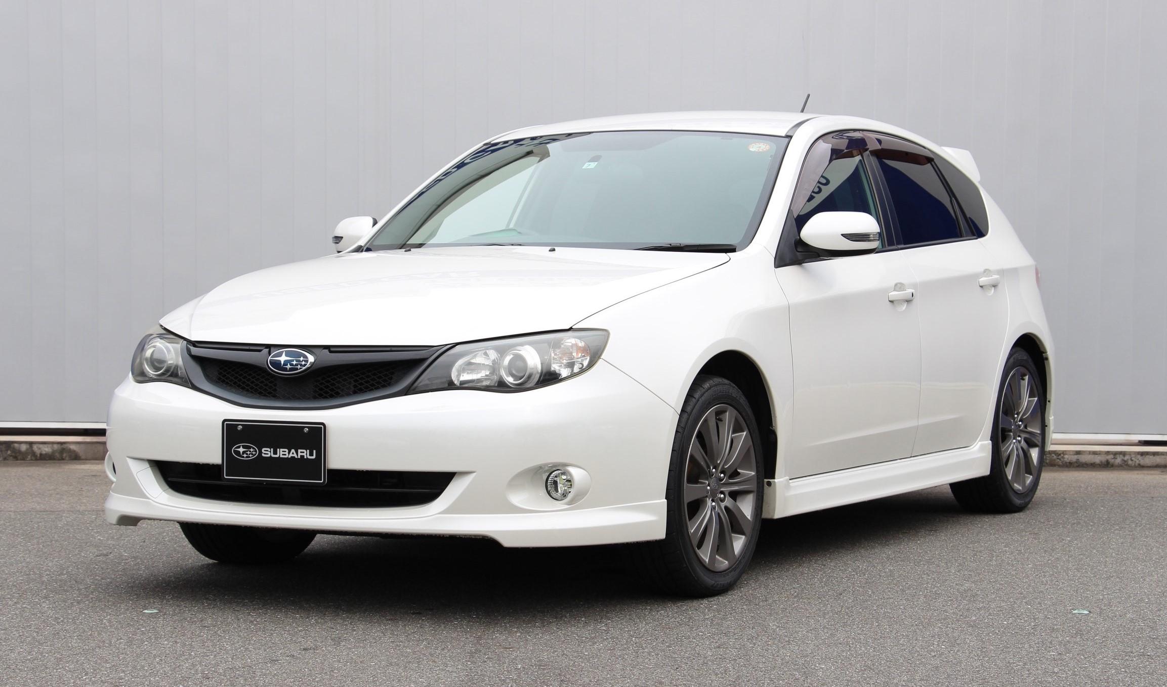 GH最終型の 特別仕様車 インプレッサ 2.0i-S Limited が入荷しました!