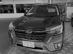 """FORESTER """"SPORT"""" 来ました!!"""